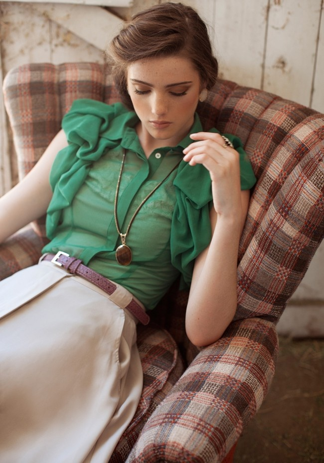 Picture Of stylish spring 2015 work outfits for girls  2