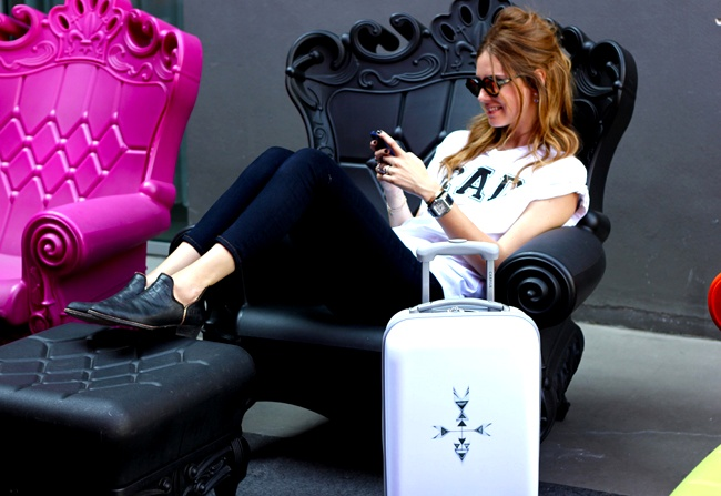 Picture Of stylish suitcases collection to personalize with tattoos  2