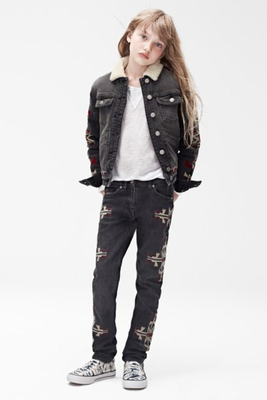Picture Of stylish the isabel marant for hm upcoming fall collection lookbook  10