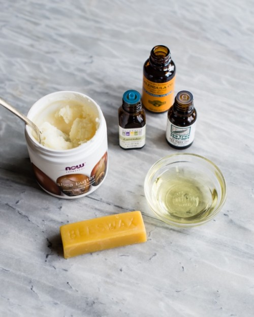 Summer Must Have DIY Soothing Bug Bite Balm