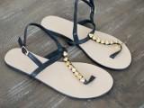 super-cool-diy-studded-sandals-1