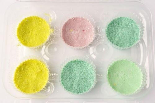 Sweet And Colorful DIY Bath Bombs To Make