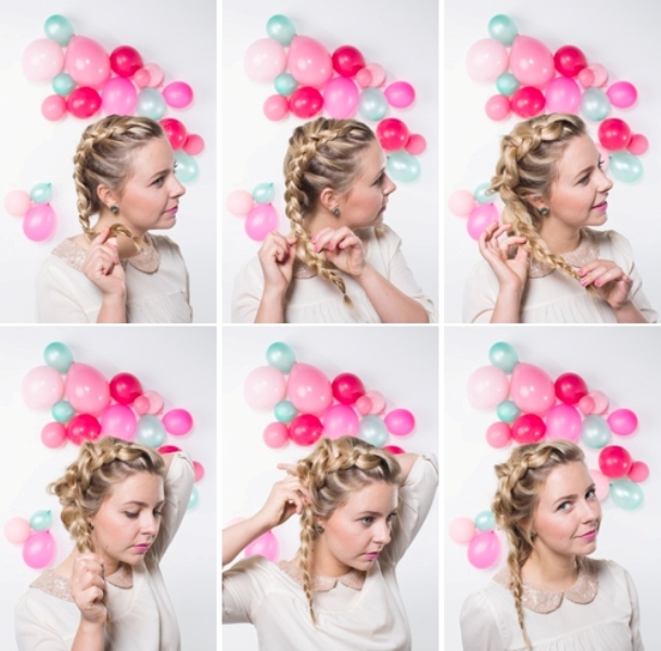 Picture Of sweet diy frozen inspired braid to make for holiday party  3