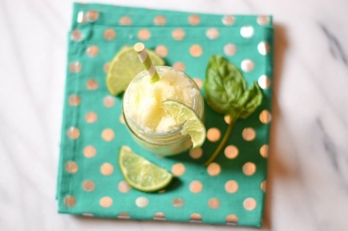 Delicious DIY Margarita Salt Scrub