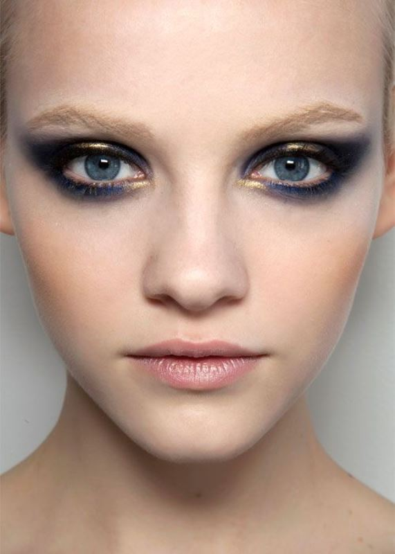 Picture Of The 18 Best Makeup Ideas For Blue Eyes 4