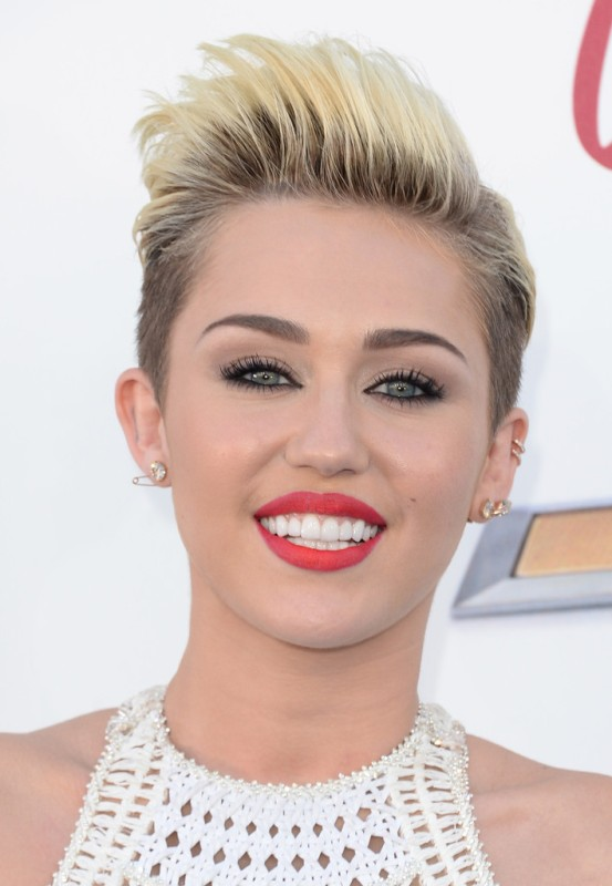 Picture Of the beauty trend report celebs favorite pixie cut  1
