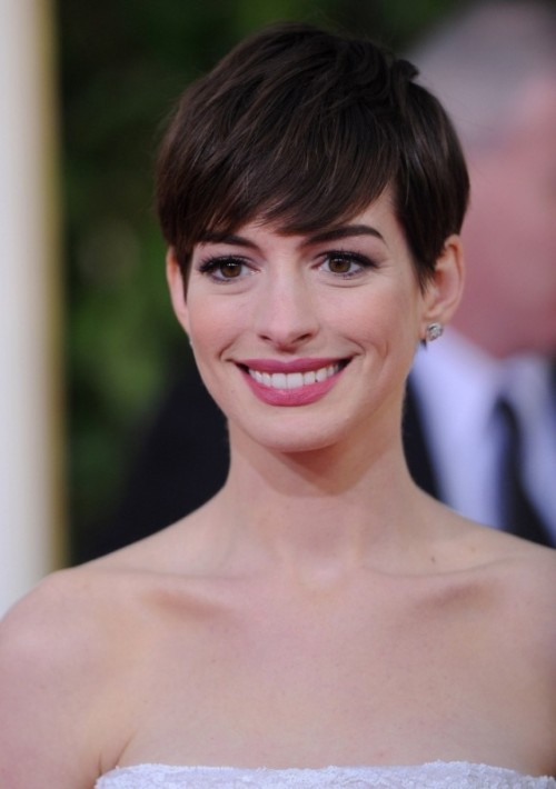 The Beauty Trend Report: Celebs' Favorite Pixie Cut
