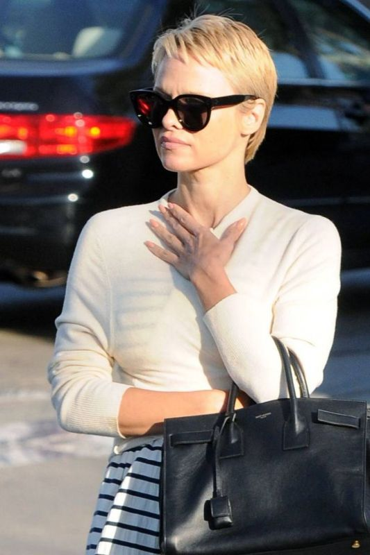 Picture Of the beauty trend report celebs favorite pixie cut  6