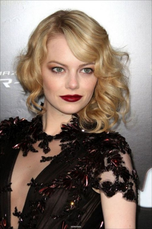 The Beauty Trend Report The Wavy Lob Hairstyle