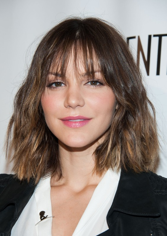 Picture Of the beauty trend report the wavy lob hairstyle  2