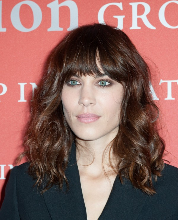Picture Of the beauty trend report the wavy lob hairstyle  5