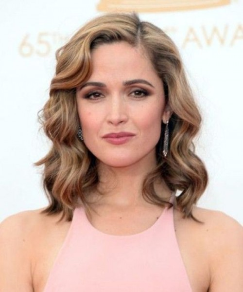 The Beauty Trend Report: The Wavy 'Lob' Hairstyle