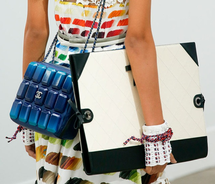 Picture Of the best bags from ss 2014 paris fashion week  12