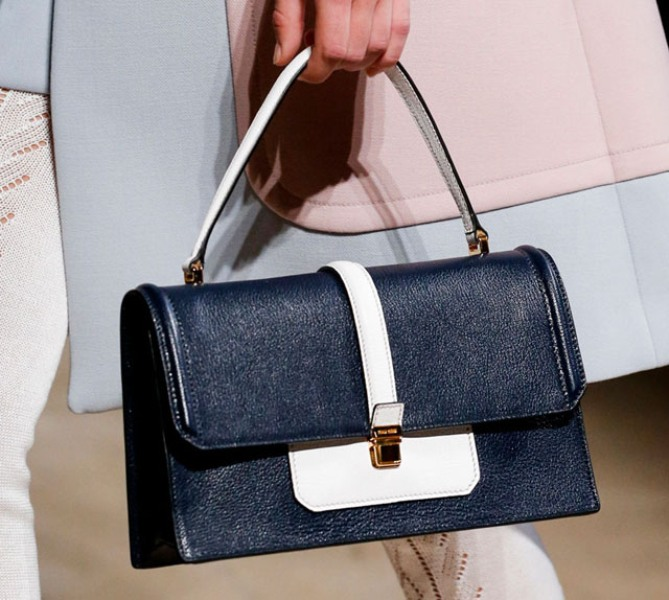 Picture Of the best bags from ss 2014 paris fashion week  2