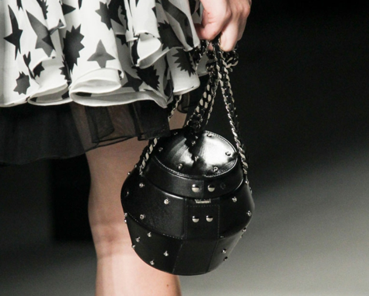 Picture Of the best bags from ss 2014 paris fashion week  6