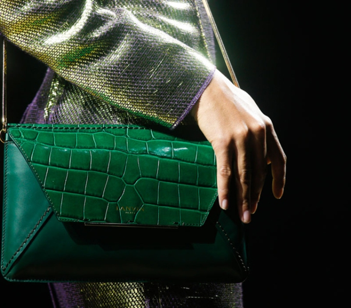 Picture Of the best bags from ss 2014 paris fashion week  8
