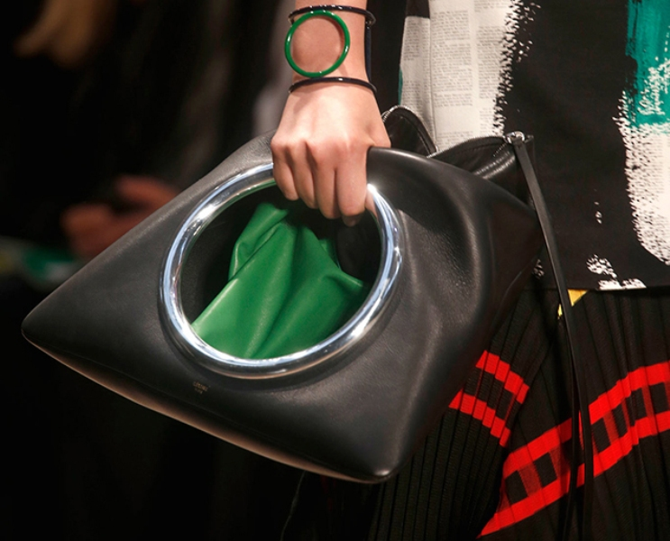 Picture Of the best bags from ss 2014 paris fashion week  9