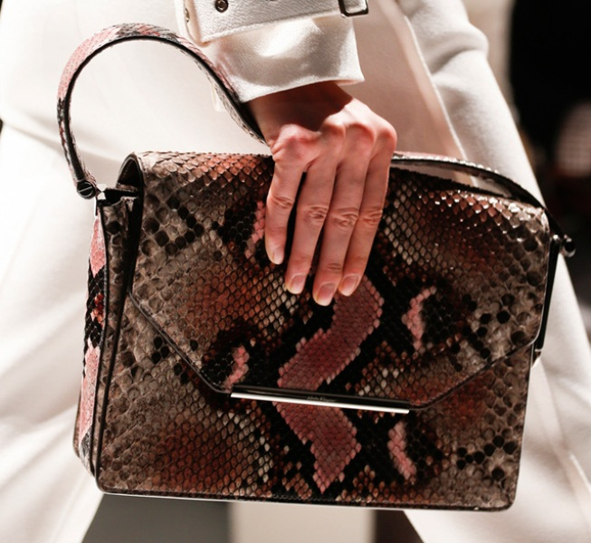 Picture Of the best bags of milan fashion week ss 2014  13