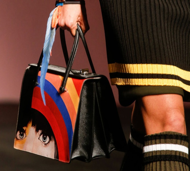 Picture Of the best bags of milan fashion week ss 2014  14