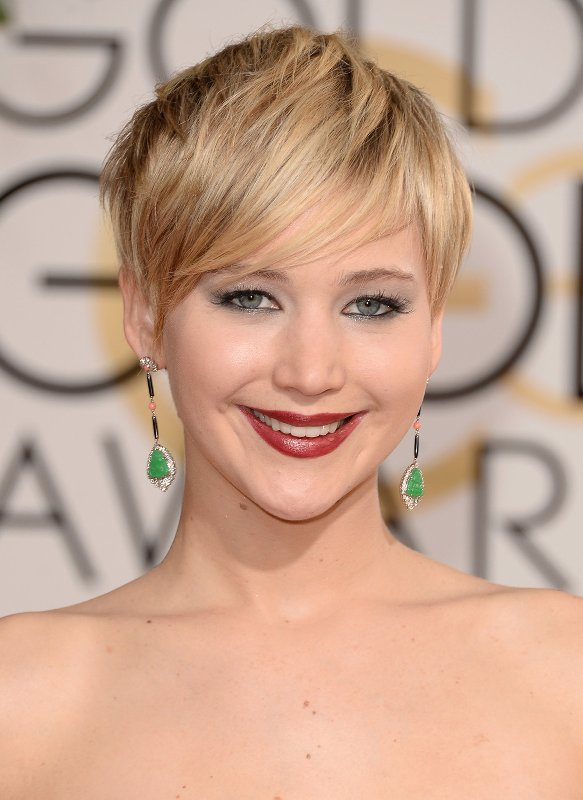 Picture Of the best celebrities beauty looks from 2014 golden globes red carpet  1