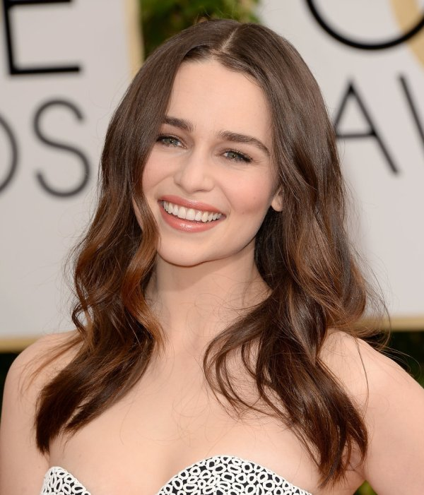 Picture Of the best celebrities beauty looks from 2014 golden globes red carpet  14