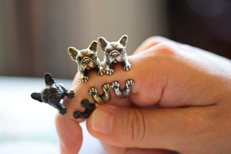 Picture Of the cutest animal rings from yaclkopo  1