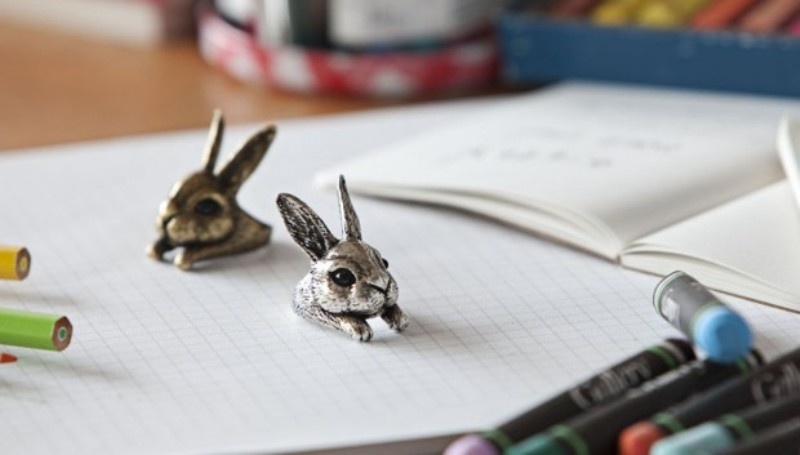 Picture Of the cutest animal rings from yaclkopo  3