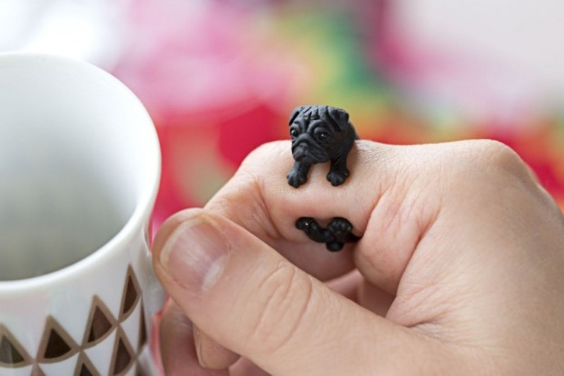 Picture Of the cutest animal rings from yaclkopo  4