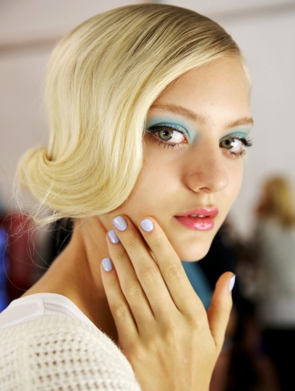 Picture Of the hottest spring and summer trend 10 pastel watercolor makeup ideas  1