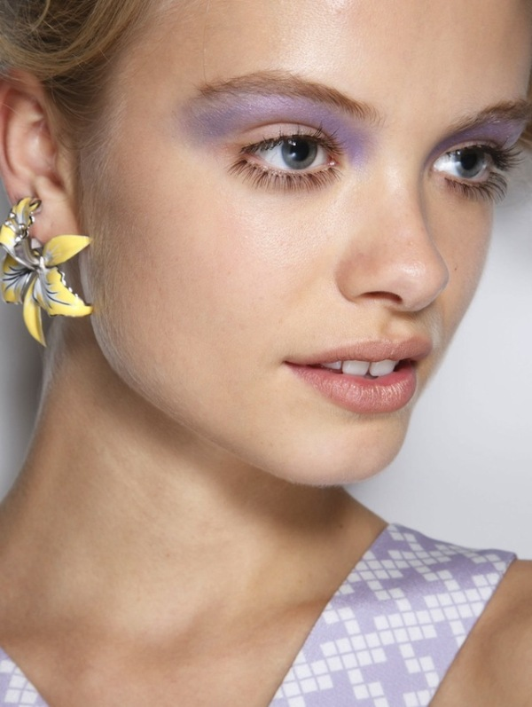 Picture Of the hottest spring and summer trend 10 pastel watercolor makeup ideas  3