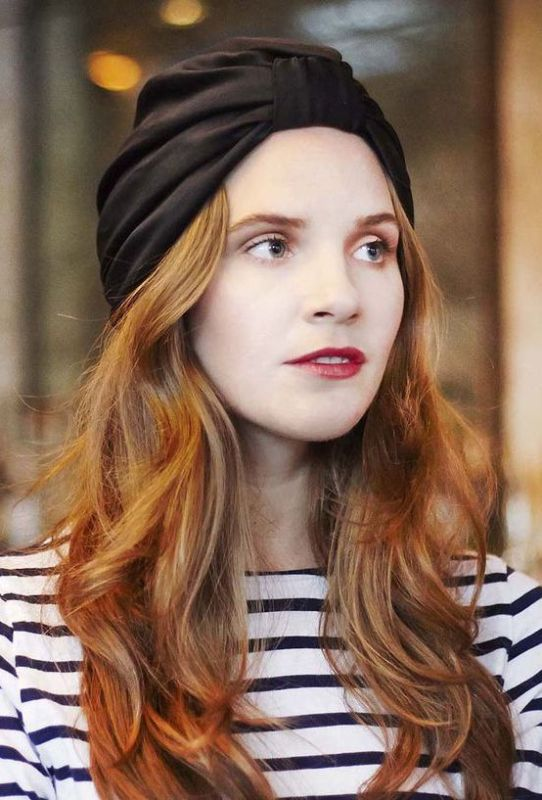 Picture Of the turban fashion trend comeback 15 stylish ways to wear it now  5