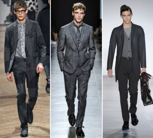 Top Trends For Men For Fall-Winter 2013-2014