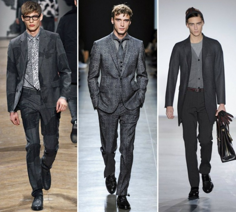 Picture Of top trends for men for fall winter 2013 2014  1