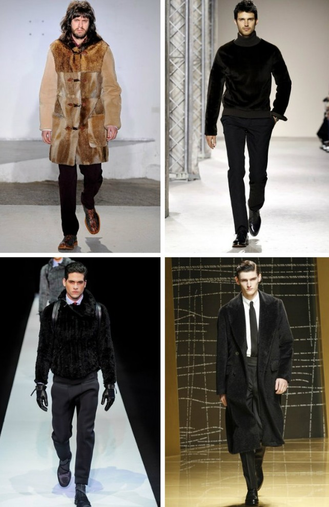 Picture Of top trends for men for fall winter 2013 2014  10