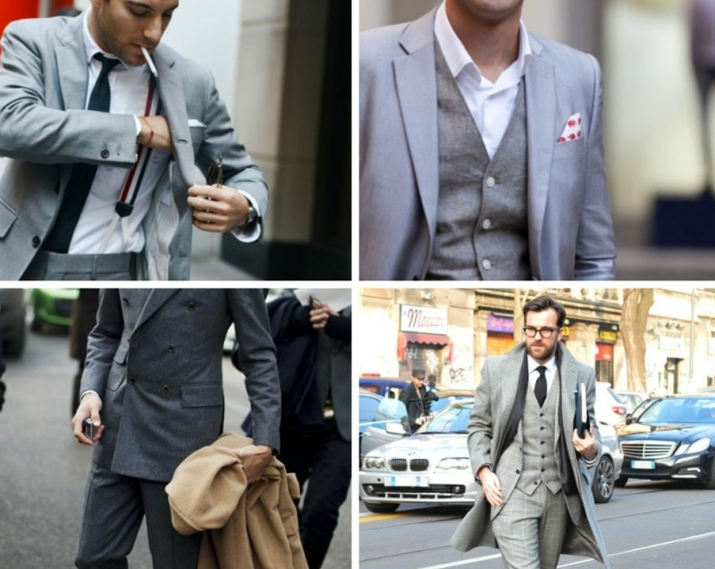 Picture Of top trends for men for fall winter 2013 2014  2