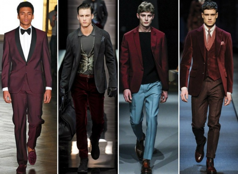 Picture Of top trends for men for fall winter 2013 2014  3