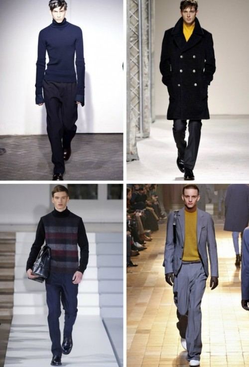 Top Trends For Men For Fall Winter 2013 2014