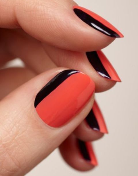 Picture Of trendy and eye catching fall nails ideas  11