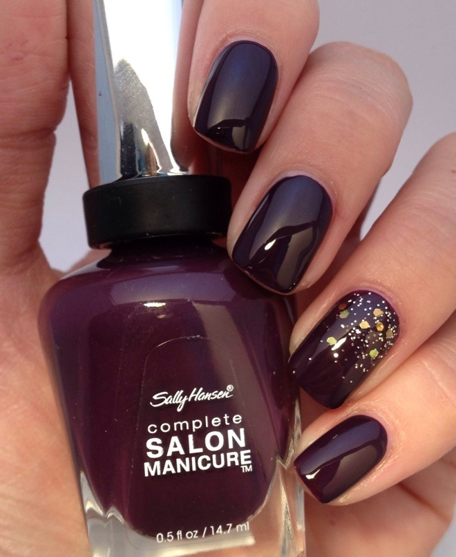 Picture Of trendy and eye catching fall nails ideas  12