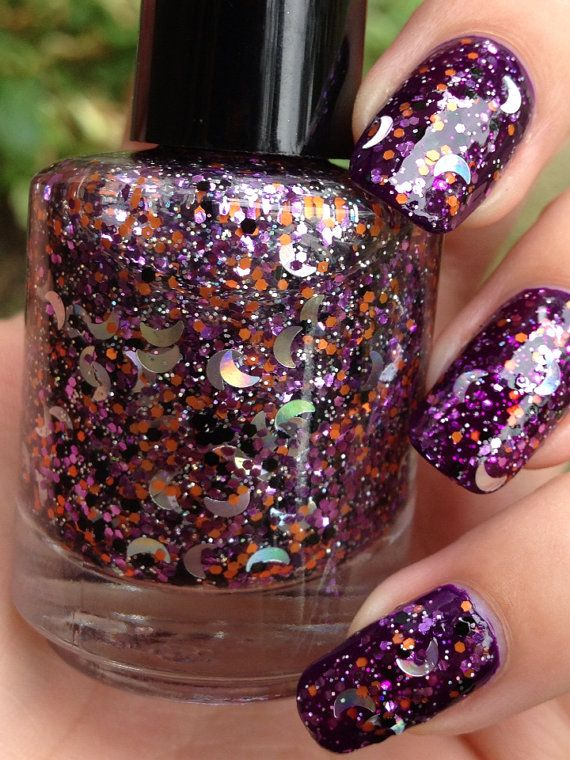 Picture Of trendy and eye catching fall nails ideas  18