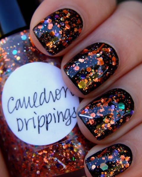 Picture Of trendy and eye catching fall nails ideas  21