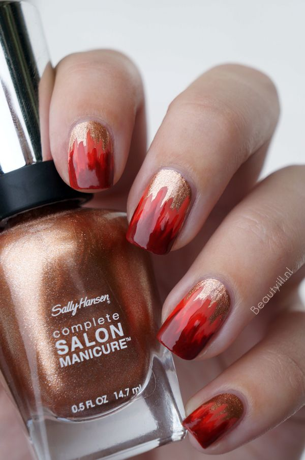 Picture Of trendy and eye catching fall nails ideas  30
