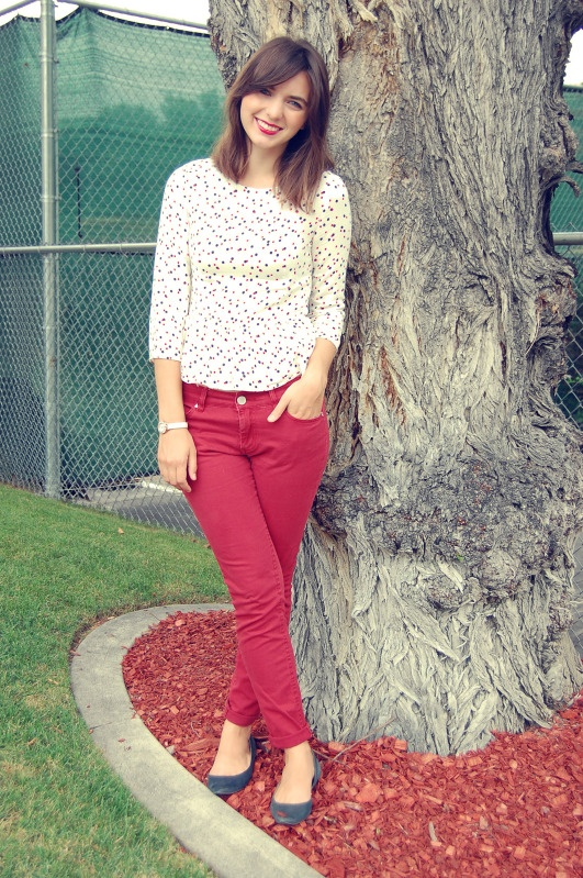 Picture Of trendy back to school outfits  14