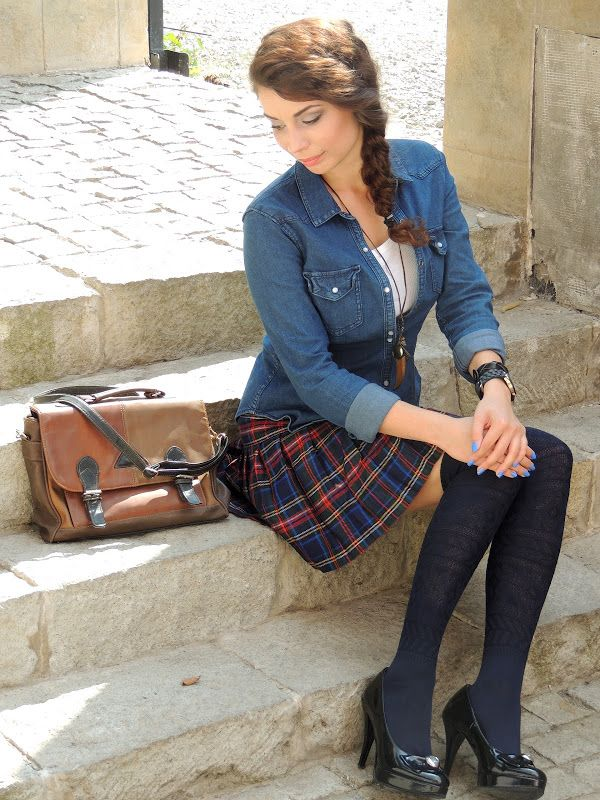 Picture Of trendy back to school outfits  28
