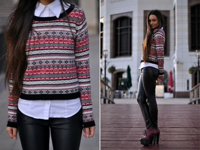 Picture Of trendy back to school outfits  30