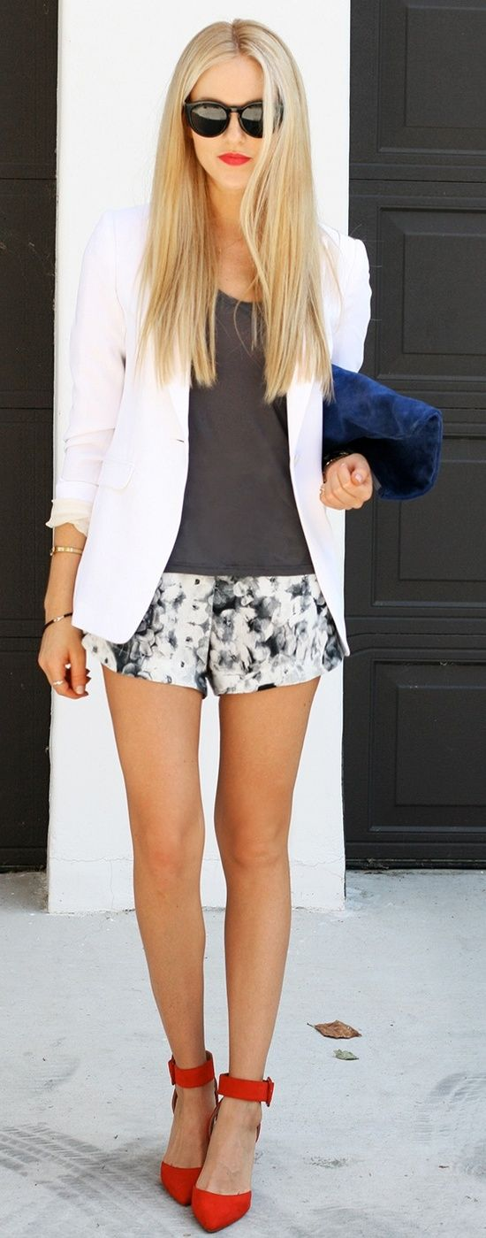 Picture Of trendy bright summer outfits  3