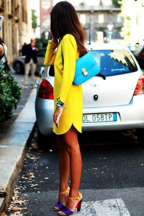 Trendy Bright Summer Outfits