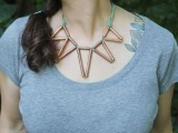 trendy-diy-geometric-copper-necklace-2