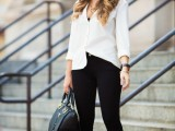trendy-fall-2014-work-outfits-for-girls-10