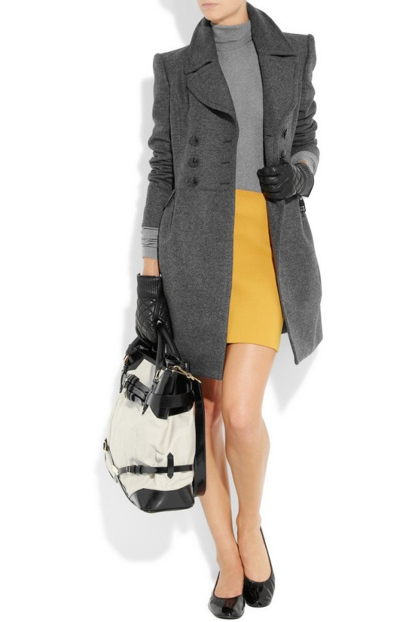 Picture Of trendy fall 2014 work outfits for girls  16